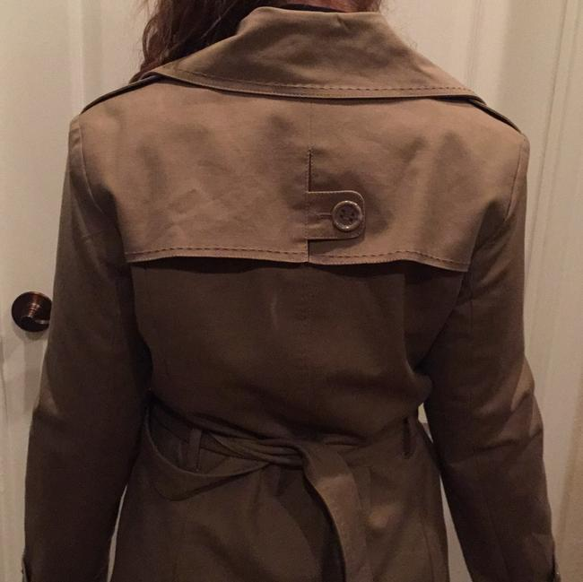 Kenneth Cole Reaction Trench Coat Image 2