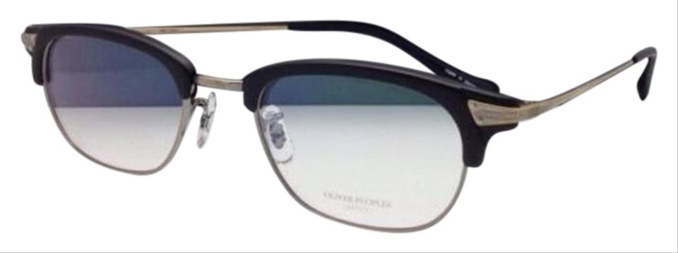 b4062a99a56e Oliver Peoples New OLIVER PEOPLES Eyeglasses DIANDRA OV 1126 T 5039 Black    Gold Image 0 ...