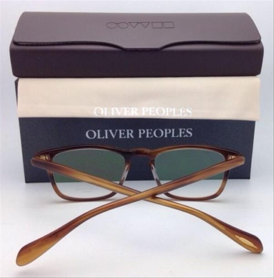 60b2f5999a39 Oliver Peoples New Larrabee Ov 5005 1011 48-19 Sycamore Frames ...