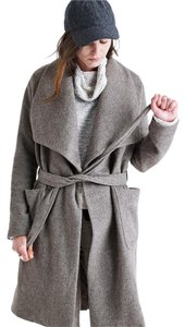 Madewell Blanket Wool Pea Coat
