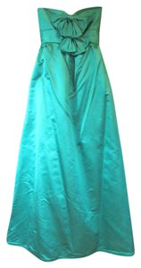 Emerald Green Vintage Ballgown Empire Waist Formal Bridesmaid/Mob Dress Size 0 (XS)
