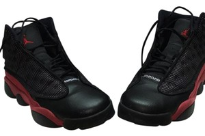 Air Jordan Black/red Athletic