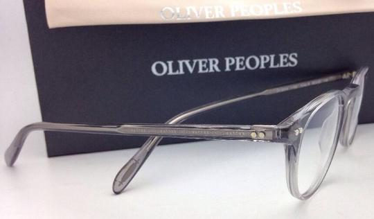 Oliver Peoples New OLIVER PEOPLES Eyeglasses RILEY R OV 5004 1132 45-20 Workman Grey Image 1