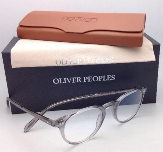 Oliver Peoples New OLIVER PEOPLES Eyeglasses RILEY R OV 5004 1132 45-20 Workman Grey Image 3