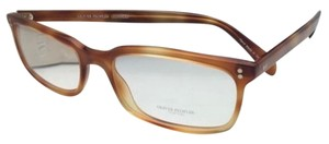 Oliver Peoples OLIVER PEOPLES Eyeglasses DENISON 5102 1237 53-17 Carretto Tortoise
