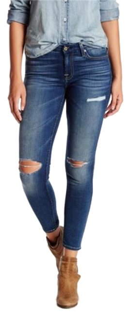 Preload https://img-static.tradesy.com/item/20194550/7-for-all-mankind-blue-gwenevere-skinny-jeans-size-29-6-m-0-1-650-650.jpg