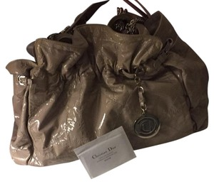 Dior Tote in Taupe