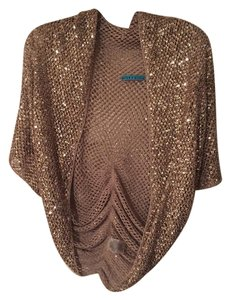 Alice + Olivia Sequin Beaded Bolero Cardigan