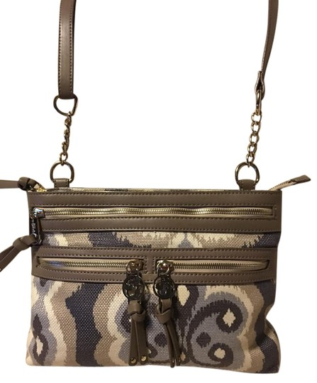 Preload https://img-static.tradesy.com/item/20195112/spartina-449-nwot-leather-tapestry-3-pocket-ext-gold-mermaid-hardware-tan-linenleather-cross-body-ba-0-1-540-540.jpg