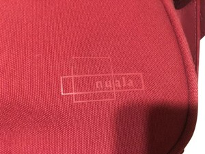 Marc Jacobs Puma Nuala limited edition Red Travel Bag