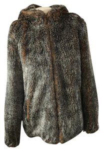 Tally Ho Fur Coat