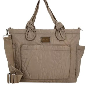 Marc by Marc Jacobs Tan Diaper Bag