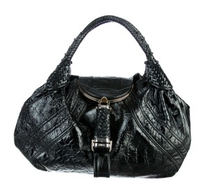 Fendi Spy Excellent Shoulder Bag