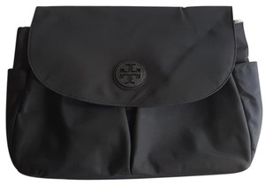 Tory Burch Handbag Crossbody Messenger Black Messenger Bag