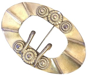 Other Brass Vintage Belt Buckle
