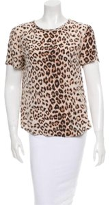 Equipment Top Animal print