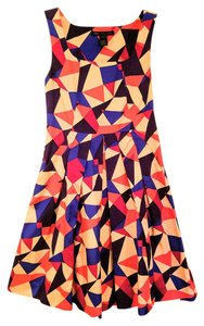 Marc by Marc Jacobs Sleeveless Pleated V-neck Dress