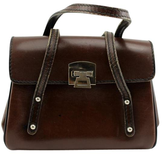 Preload https://img-static.tradesy.com/item/20196037/women-saddle-small-brown-leather-satchel-0-1-540-540.jpg