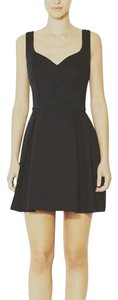 Ava & Aiden Sweetheart Pleated Sleeveless Dress