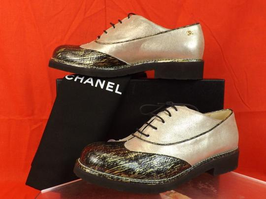 Chanel Black/Gold Formal