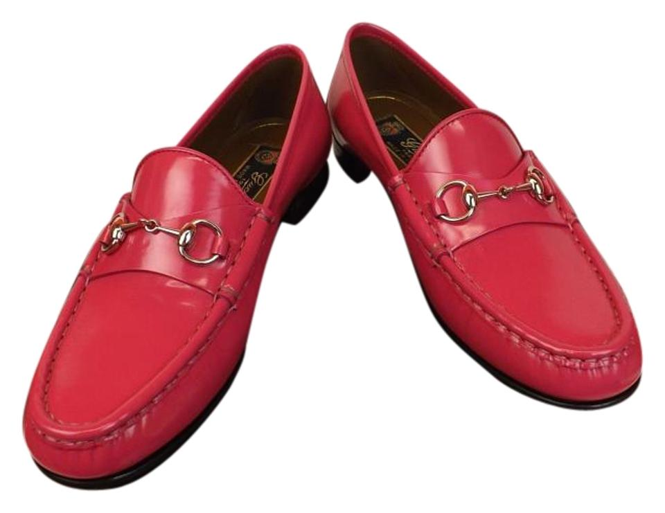 8848a203377 Gucci Regent Blossom Horsebit 1953 Patent Leather Silver Loafers 7.5   355238 Flats