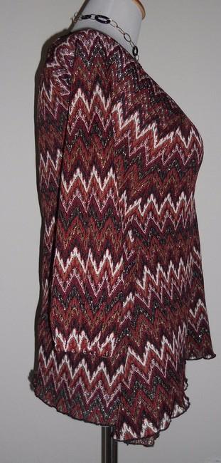 New Directions Top Multi-Color