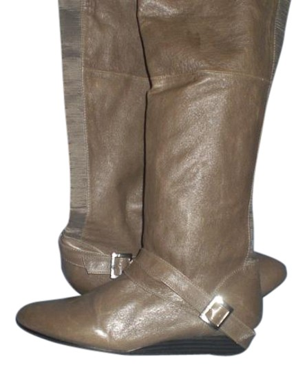 Preload https://img-static.tradesy.com/item/20196309/chinese-laundry-gray-4615-tall-leather-bootsbooties-size-us-95-regular-m-b-0-1-540-540.jpg