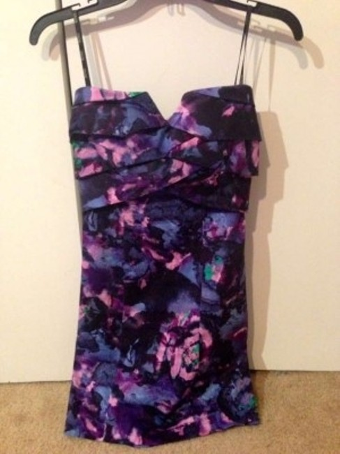 Macy's Party Evening Strapless Dress