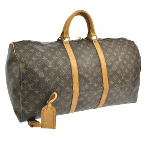Louis Vuitton Vintage Tote Travel Bag