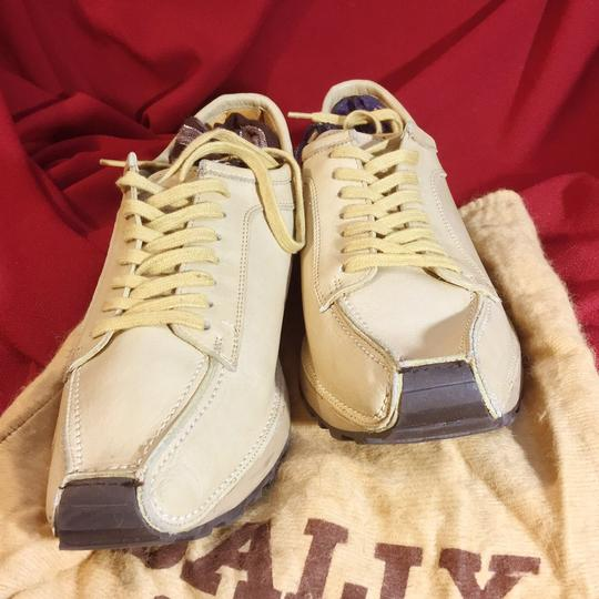 Bally Tan Athletic