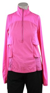 Lululemon Sun Runner Hybrid Pullover in Pow Pink Light