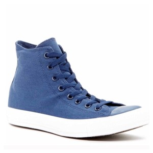Converse Navy, White Athletic