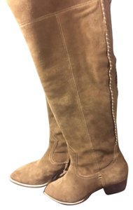 Dolce Vita Brown/Gray Boots