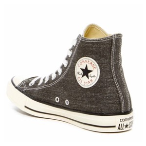 Converse Black, Egret White Athletic