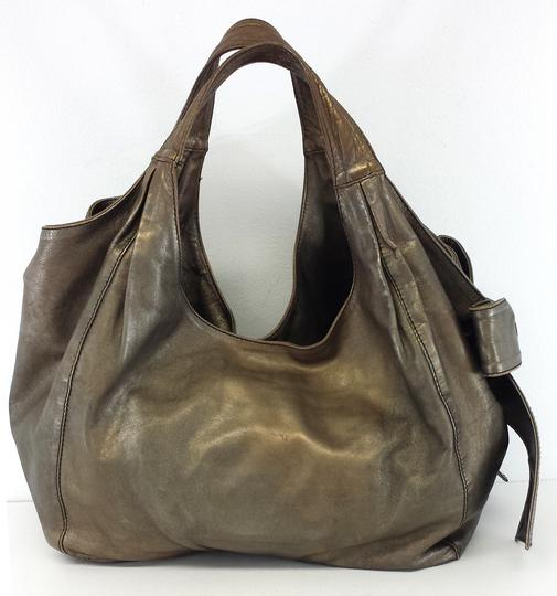 Valentino Soft Leather Bow Hobo Bag