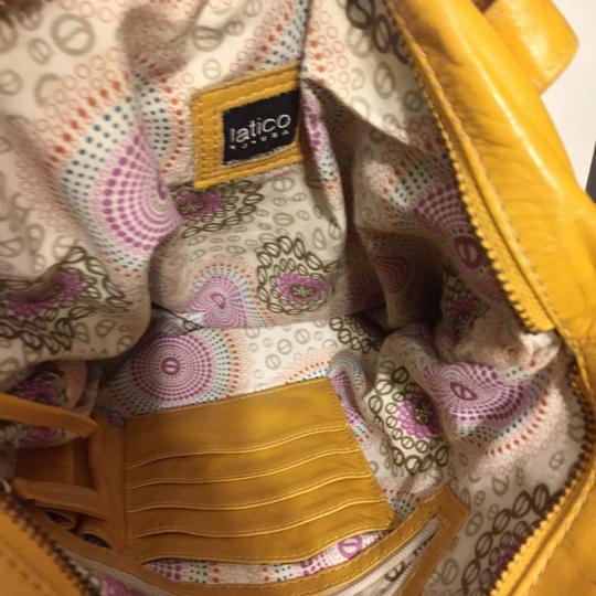 Latico Tote in Yellow