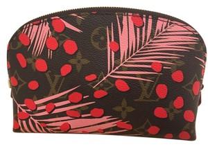 Louis Vuitton Louis Vuitton Jungle Sugar Pink Poppy Cosmetic Pouch Sold Out