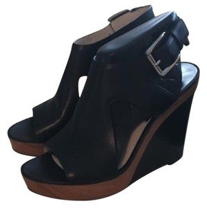 MICHAEL Michael Kors Black/brown Wedges