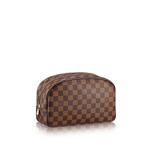Louis Vuitton Louis Vuitton Damier Ebene Toiletry Bag 25