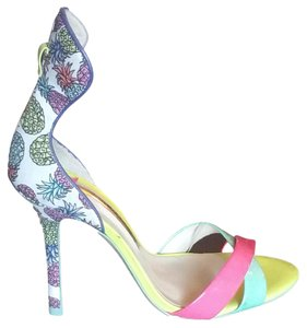 Sophia Webster Slingbacks Multi-Color Sandals