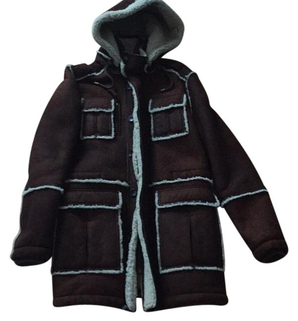 Preload https://img-static.tradesy.com/item/20197308/dolce-and-gabbana-brown-shearling-coat-size-os-one-size-0-1-650-650.jpg
