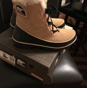 Sorel Boot Snow Boot Curry Boots