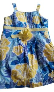 Lilly Pulitzer TODDLER short dress BLUE on Tradesy