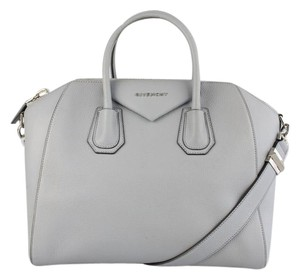 Givenchy Satchel in Grey Blue