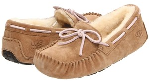UGG Australia Slipper Leather brown Flats
