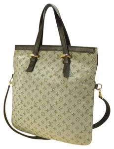 Louis Vuitton Clutch Mini Monogram Detachable Strap Hobo Bag