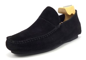 Gucci Men's Suede Casual Slip On Loafers