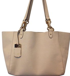 Ralph Lauren Tote in Cream