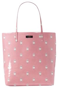 Kate Spade Tote in Pink Painterly