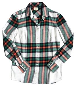 J.Crew Button Down Shirt Plaid
